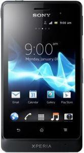 Sony Xperia Go ST27i Black